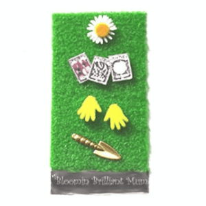 Bloomin Brilliant Mum Gardening Greeting Card