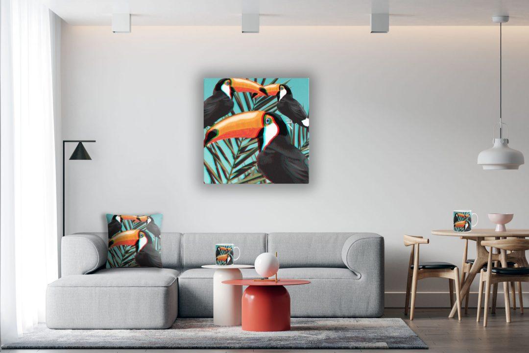 Interior Room Art and Design