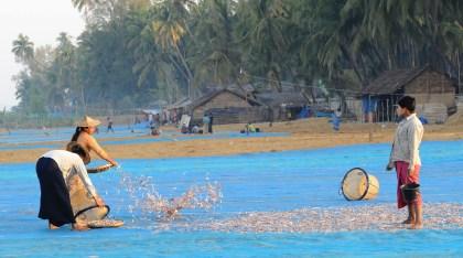 wioska rybacka - Birma (15)