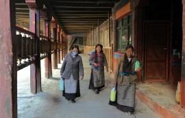 Pielgrzymki w klasztorze Samye (TYBET)