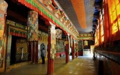 Klasztor Samje - Tybet (15)
