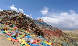 Klasztor Samje - Tybet (2)