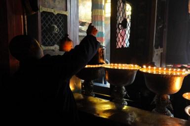 Klasztor Samje - Tybet (28)