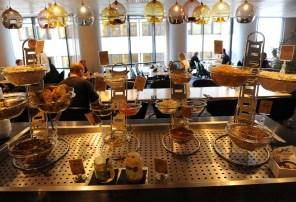 bufet śniadaniowy w hotelu Clarion w Stavanger