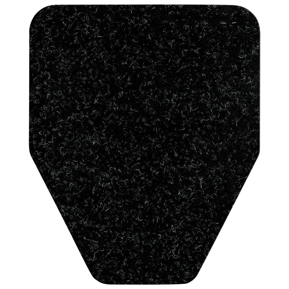 Black WizKid Original Cut Antimicrobial Mat from WizKid Products