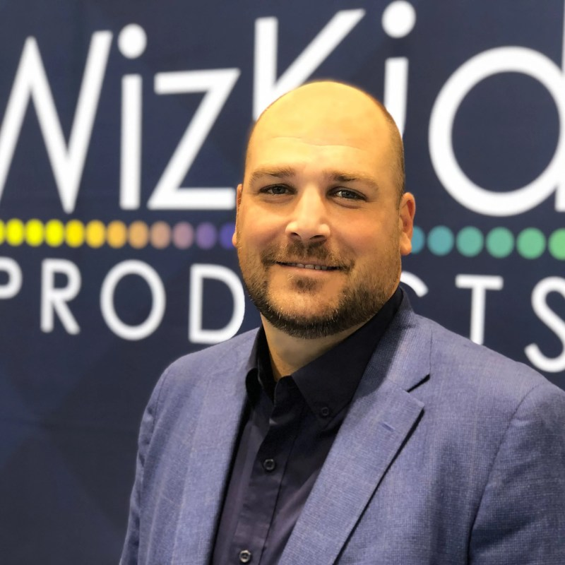Nate Ellwitz, Vice President, WizKid Products