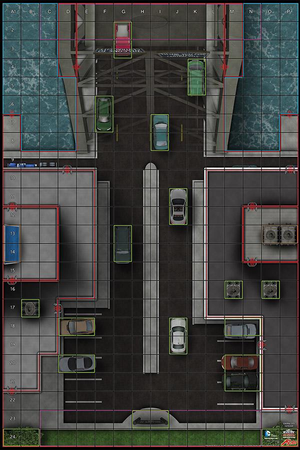 Printable Maps  HeroClix