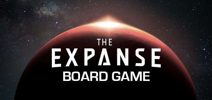 Image result for The Expanse Board Game