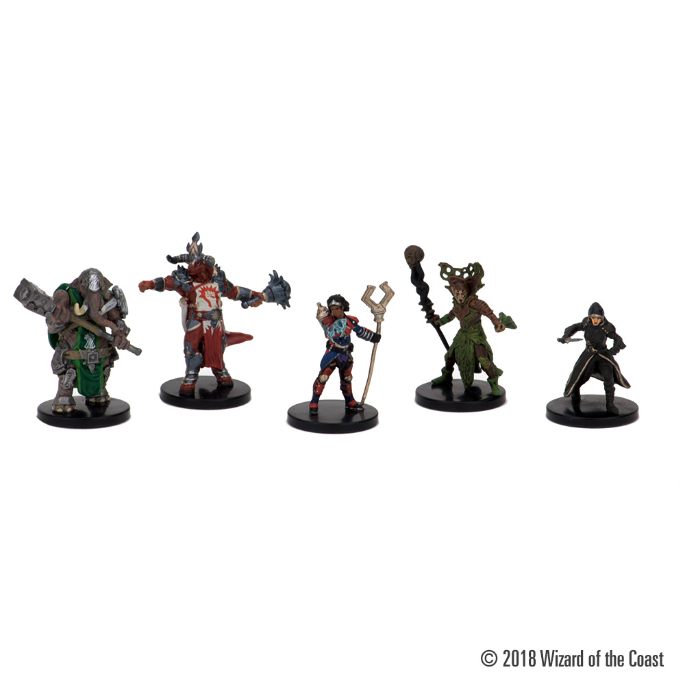 D&D Icons of the Realms Guildmasters' Guide to Ravnica