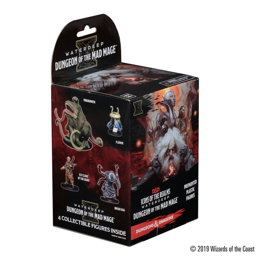 Image result for D&D mad mage booster