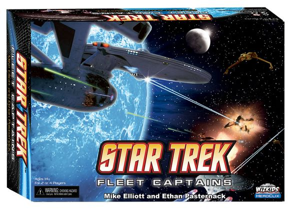 Star Trek Fleet Captains