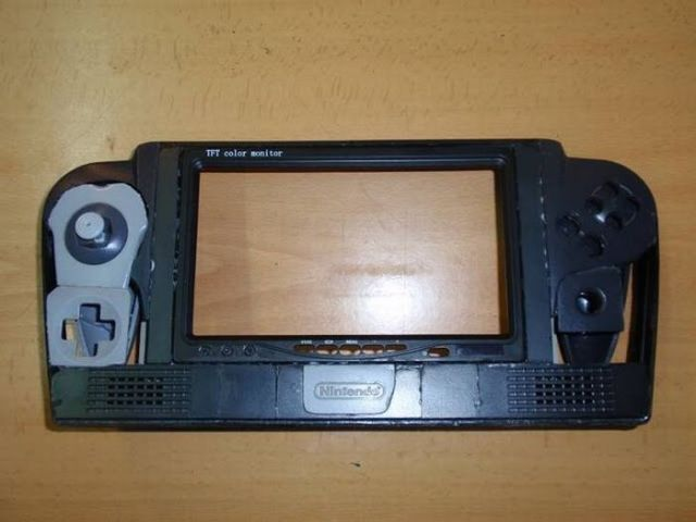 How this guy transform Nintendo 64 into A Handheld game console 34