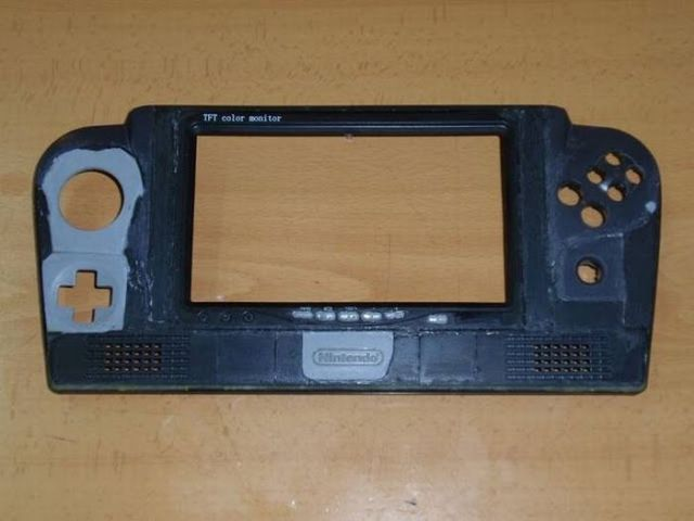 How this guy transform Nintendo 64 into A Handheld game console 43