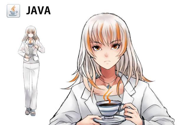 Java Anime