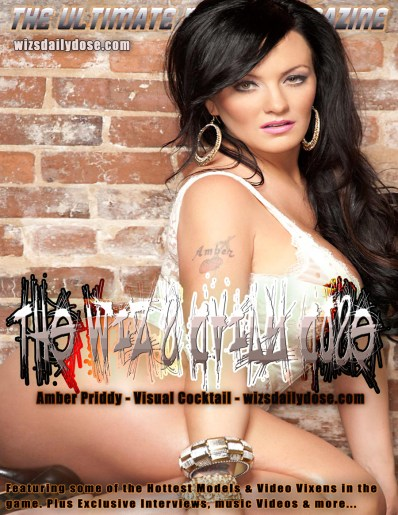 Amber Priddy Wizsdailydose.com promo
