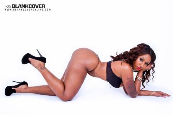 BLANKCOVER Magazine Girl Yasmeen2