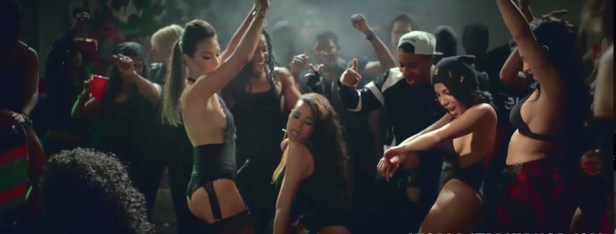Young Money Video - We Alright featuring Arabelle Modeling, LLC - Chanel Urban5