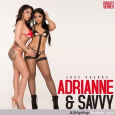 adrianne-nicole-niecy_babee-and-savvy-delvecchio-officialsavvy_-touch-me-jose-guerra1