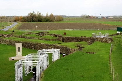 In Vlaamse Velden.