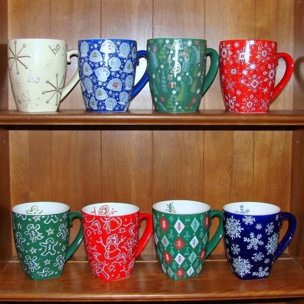 Collecting Starbucks Christmas Coffee Mugs
