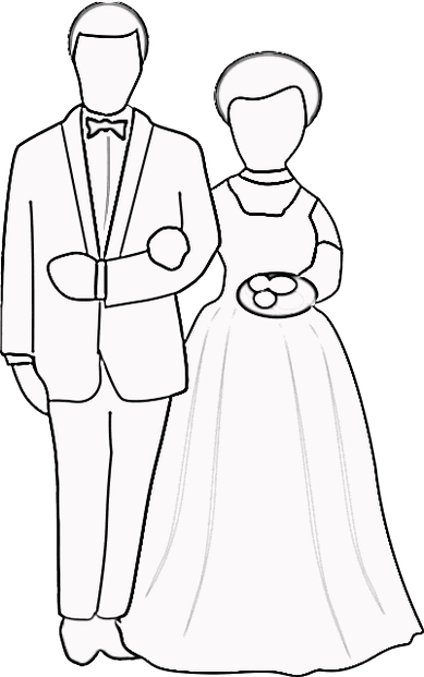 Wedding Coloring Books Amp Pages