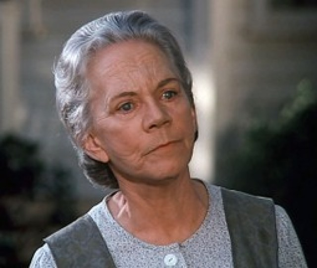 Image Ellen Corby As Grandma Walton