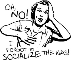 Does Homeschooling Create Shyness? Homeschooling and
