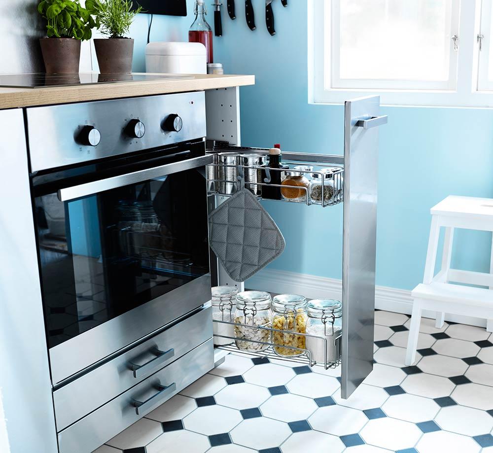 Nowe kuchnie IKEA METOD Kuchnie IKEA  W JAK WNTRZE  W