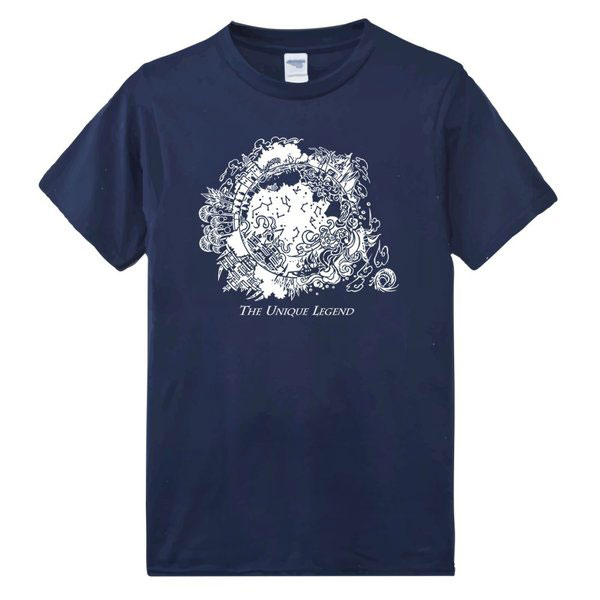 T恤《特殊傳說II》星之引(3XL)