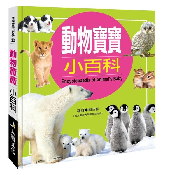 兒童百科:動物寶寶小百科(典藏版)