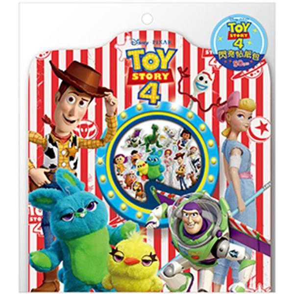玩具總動員4 閃亮貼紙包(Q)
