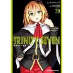 TRINITY SEVEN 魔道書7使者 (20)