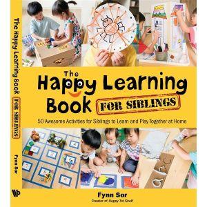跟兄弟姊妹一起快樂學習:50個在家一起玩樂中成長的學習提案