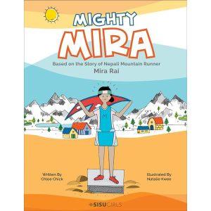 強大的米拉:尼泊爾高山越野跑名將MIRA RAJ的故事