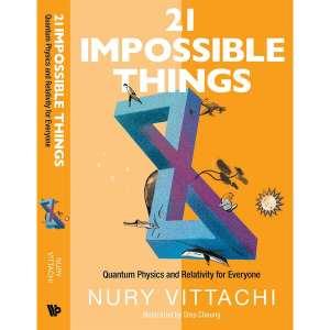 21 件不可能的事:不可不知的量子物理學和相對論 精裝