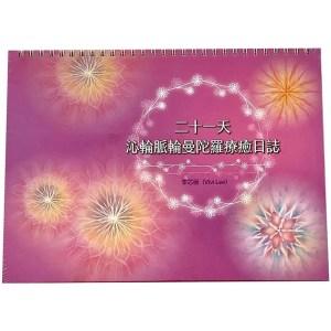 21天沁輪脈輪曼陀羅療癒日誌