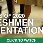 Class of 2020 Freshmen Orientation Video