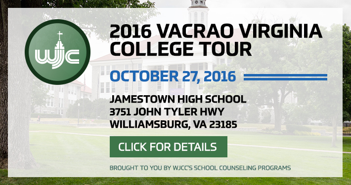 VACRAO Virginia College Tour