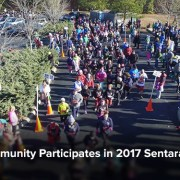 WJCC Community Participates in 2017 Sentara Sleighbell