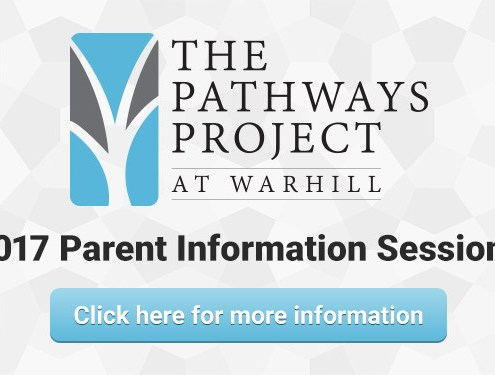 The Pathways Project at Warhill Parent Information Sessions
