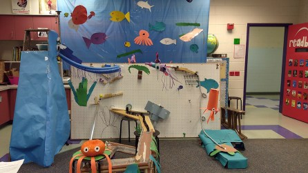 Norge Elementary 2017 Rube Goldberg Winner