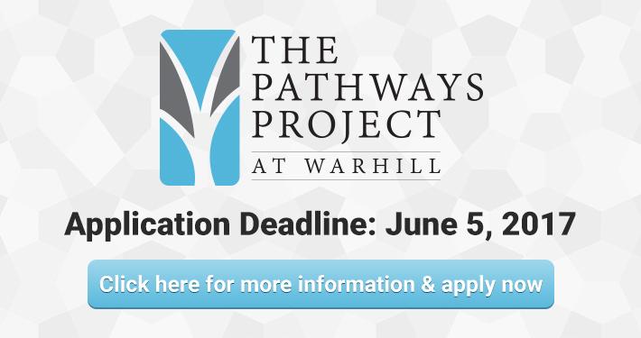 Warhill High School Pathways Project - Application Deadline Extended June 5, 2017