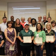 2017 WJCC Support Staff of the Year