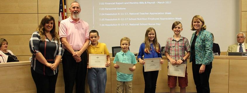Virginia PTA Reflections Winners