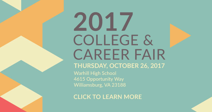 2017 College and Career Fair - October 26, 2017