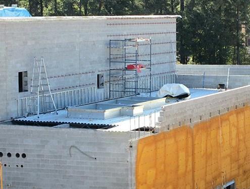 James Blair Construction Update 10-20-17