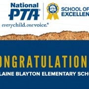 J. Blaine Blayton Earns 2017-2019 National PTA School of Excellence