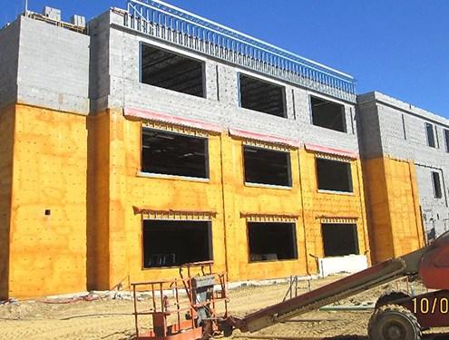 James Blair Construction Update 10-5-17