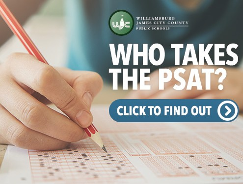 Who Takes the PSAT?