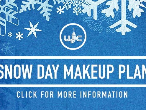 Snow Day Makeup Plan - Click for more information